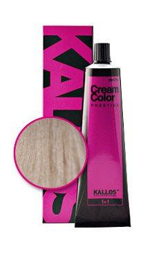 Vopsea cremă Kallos Colors Prestige 9.1