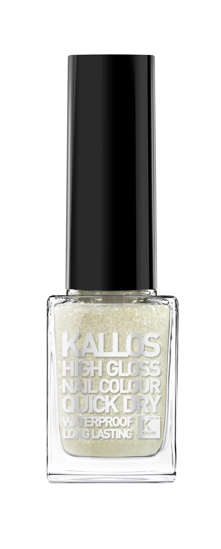 Kallos Lac de unghii High Gloss 18