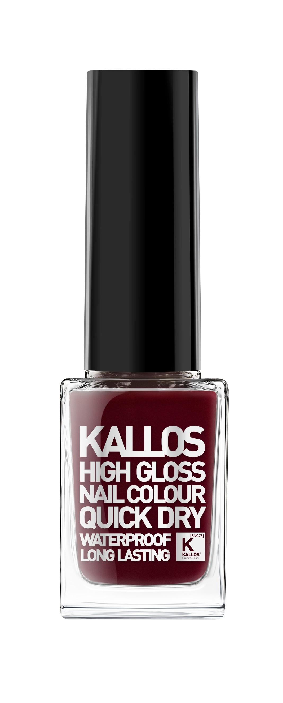 Kallos Lac de unghii High Gloss 76