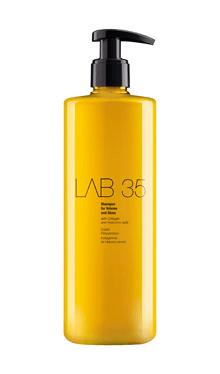 Șampon pentru volum și strălucire - Kallos LAB35