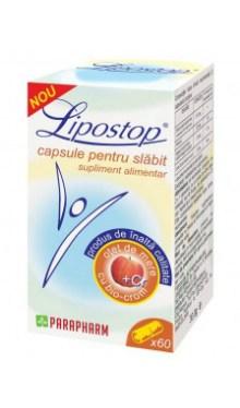 Lipostop 2+1 capsule pentru slăbit