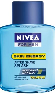 Loțiune After Shave Skin Energy - Nivea Men