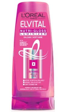 Balsam de păr Nutri-Gloss Luminizer - Elseve