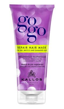 Kallos Mască de păr regenerant Gogo