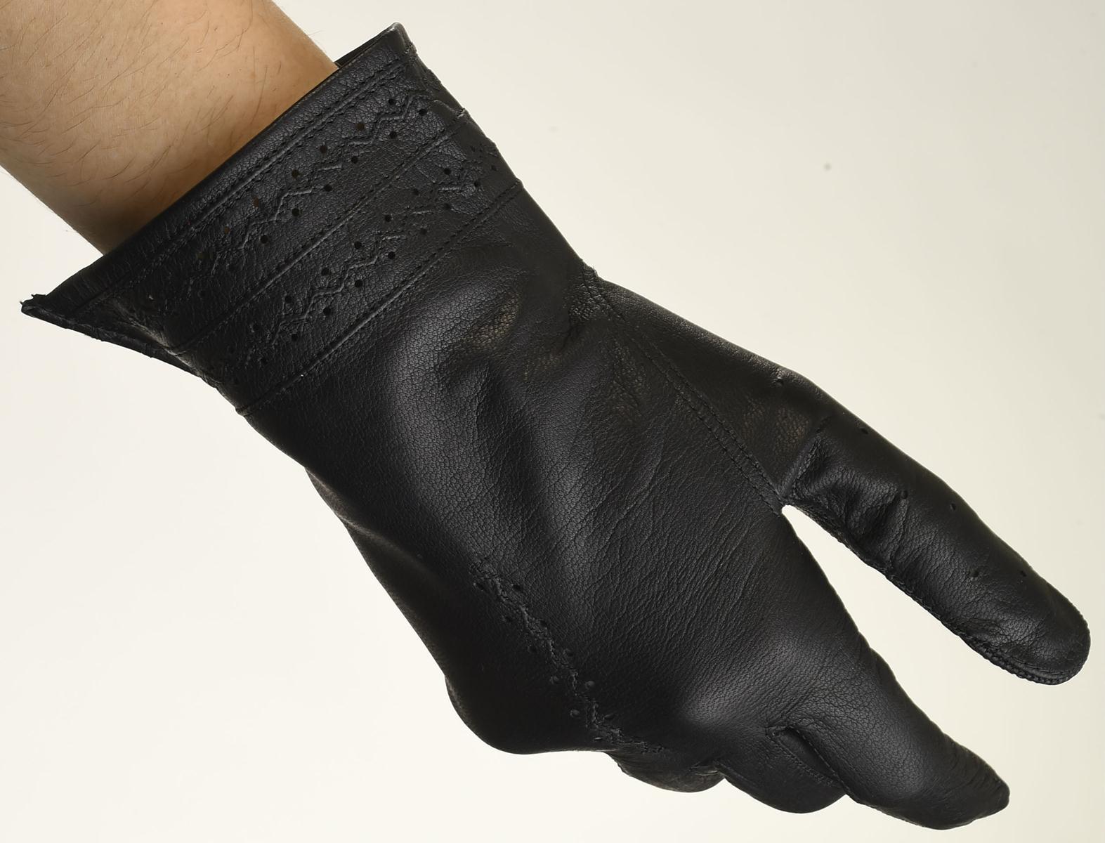 Mănuși din piele damă necăptușit AF181FEVO