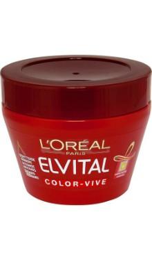 Mască de păr Color Vive - Elseve