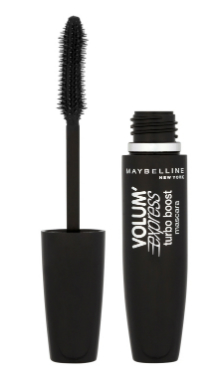 Mascara Volum Express Turbo Boost Black - Maybelline