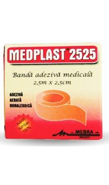 Medplast 2525, bandă adezivă medicală
