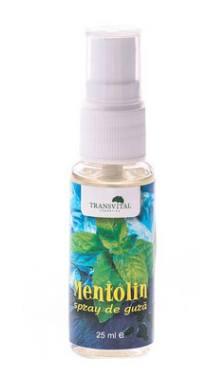Spray de gură Mentholin
