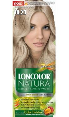 Vopsea de păr Natura 10.21 Blond Nordic - Loncolor