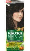 Vopsea de păr Natura 2.0 Negru Abanos - Loncolor