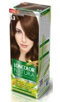 Vopsea de păr Natura 5.3 Castaniu Auriu - Loncolor