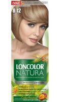 Vopsea de păr Natura 8.12 Blond Perlă - Loncolor