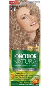 Vopsea de păr Natura 9.2 Blond Irizat - Loncolor