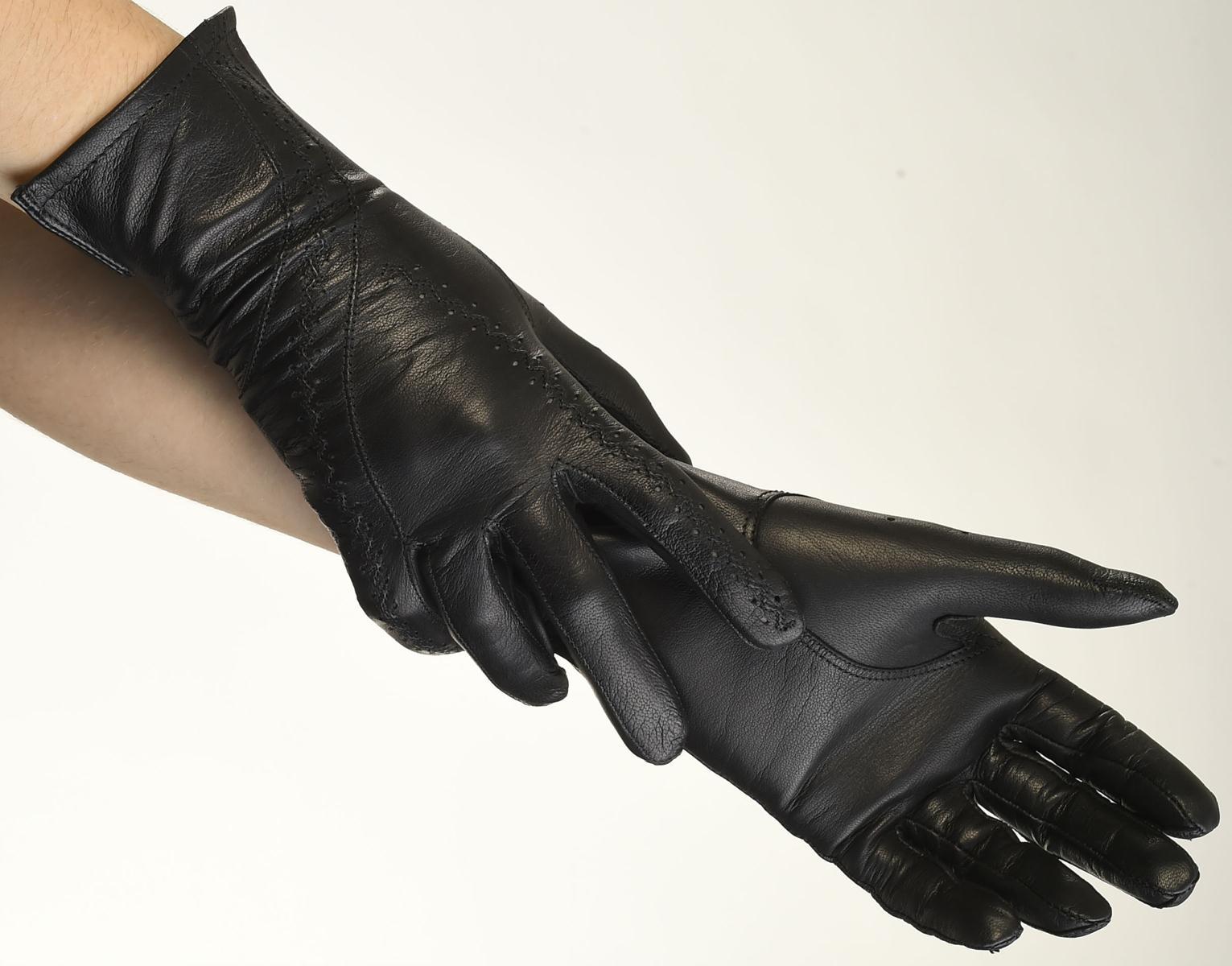 Mănuși din piele damă necăptușit AF181FGVO