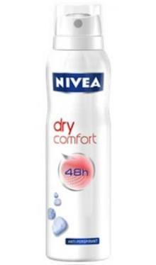 Deodorant Anti-perspirant Dry Comfort - Nivea