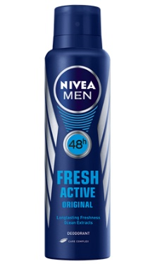 Deodorant Anti-perspirant Fresh Active - Nivea Men