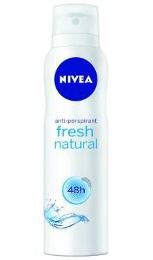 Deodorant Anti-perspirant Fresh Natural - Nivea