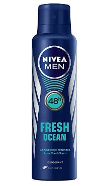 Deodorant Anti-perspirant Fresh Ocean - Nivea Men