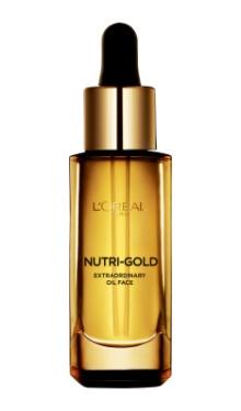 Ulei pentru ten Extraordinary Nutri-Gold - L'oreal Paris