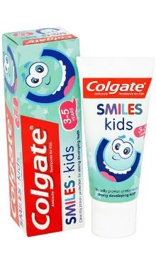 Pastă de dinți pentru copii Smile 3-5 ani - Colgate
