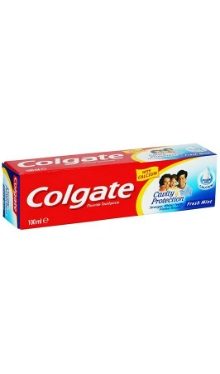 Pastă de dinţi - Colgate Cavity Protection Fresh Mint