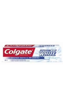 Pastă de dinţi - Colgate Advanced White