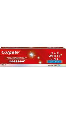Pastă de dinţi - Colgate Max White One Active
