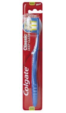 Perie de dinți Classic Deep Clean Medium - Colgate