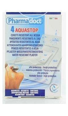 Plasturi Aquastop transparenţi - Pharmadoct