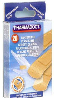 Plasture clasic cu microperforaţii - Pharmadoct