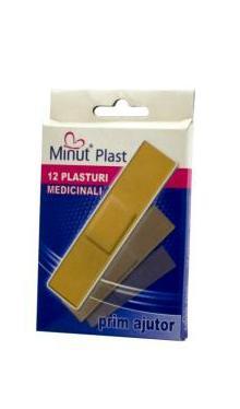 Plasturi medicinali prim ajutor - Minut Plast