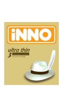Prezervativ lubrifiat ultrasubțire - Inno