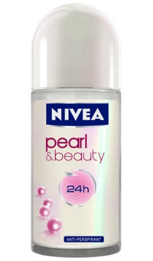 Deodorant Roll-on Pearl & Beauty - Nivea