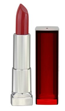 Ruj de buze Color Sensational 553 Glamorous Red - Maybelline