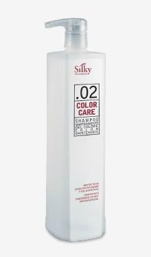 Șampon color care - Silky