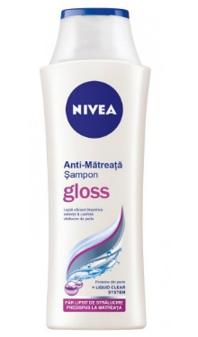 Șampon Anti-Mătreață Pure Gloss - Nivea