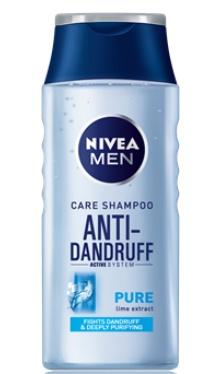 Șampon Anti-Mătreață Pure - Nivea Men