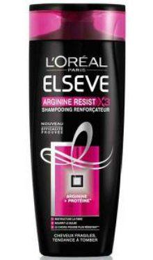 Şampon Arginine Resiste X3 - Elseve