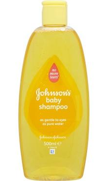 Șampon delicat pentru copii - Johnson's Baby