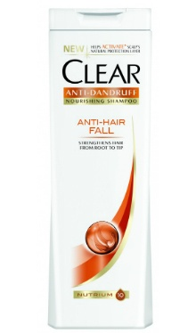 Şampon Anti Hair Fall - Clear