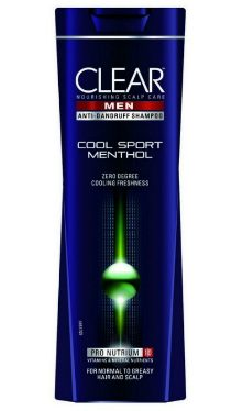 Şampon Cool Sport Menthol - Clear Men