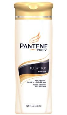 Șampon de păr Full & Thick - Pantene Pro-V