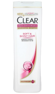 Şampon Soft & Shiny Hair - Clear