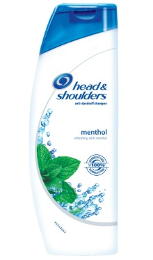 Şampon de păr Menthol - Head & Shoulders