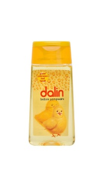 Șampon pentru copii fără lacrimi - Dalin