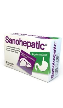 Sanohepatic - Zdrovit