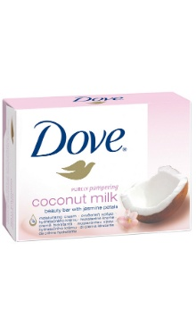 Săpun solid Purely Pampering Coconut Milk - Dove