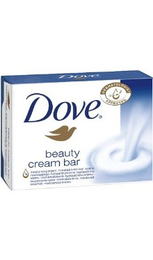 Săpun solid Beauty Cream Bar Original - Dove