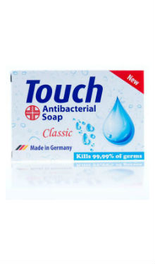 Săpun antibacterian - Touch clasic